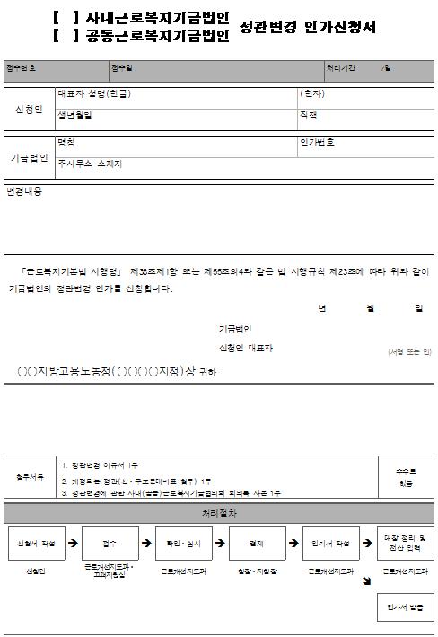11호서식_근로복지기금법인 정관변경 인가신청서.png